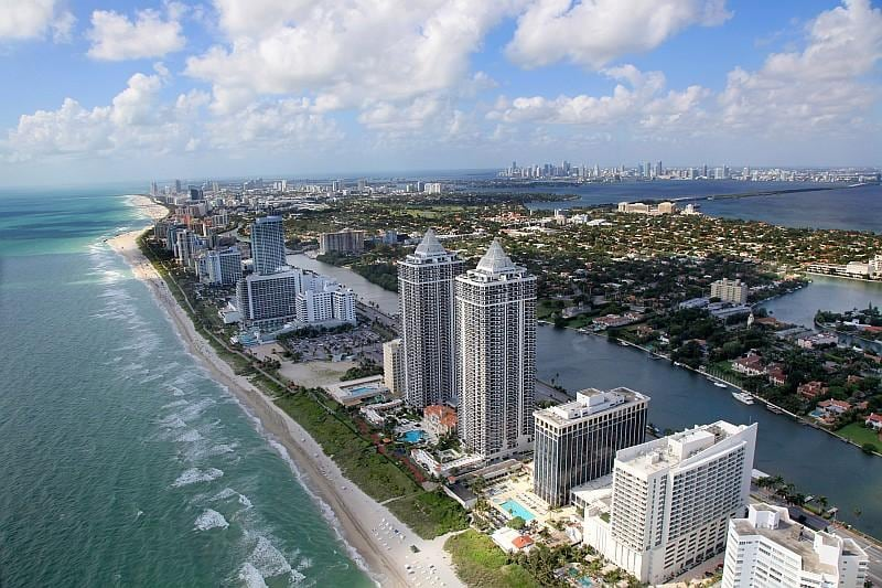 Veduta di Miami Beach (ph miamiandbeaches.it)
