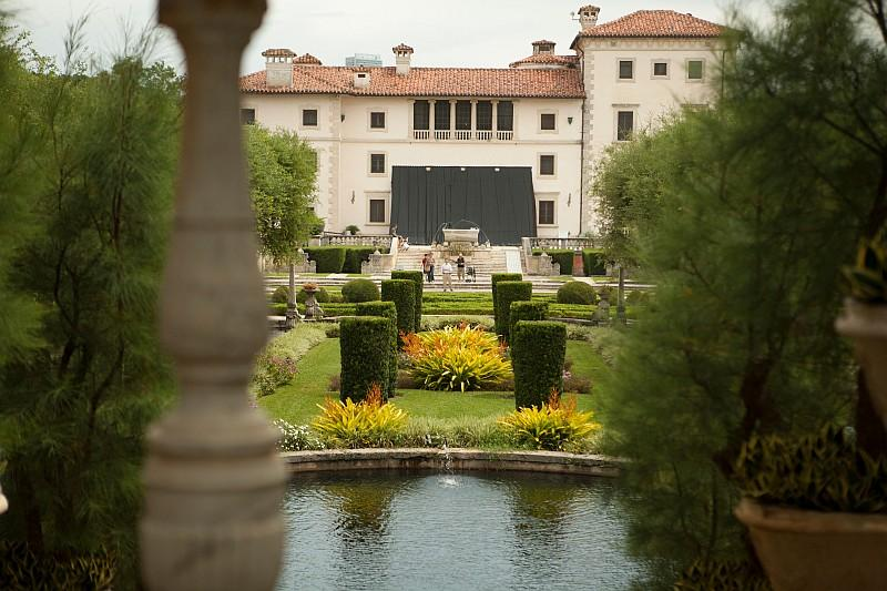 Vizcaya Museum and Gardens di Coconut Grove, quartiere di Miami (ph miamiandbeaches.it)