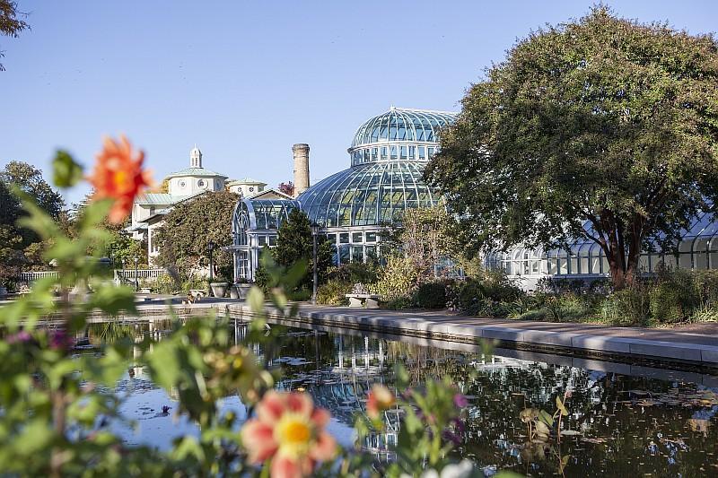 Brooklyn Botanic Garden, Prospect Heights, Brooklyn (© NYC  Company/Tagger Yancey IV)