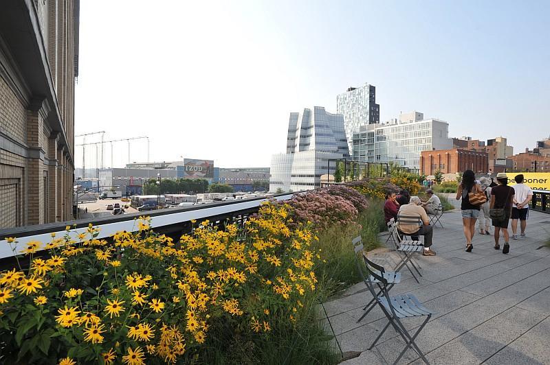 High Line (© JULIENNE SCHAER 2011/NYC  Company)