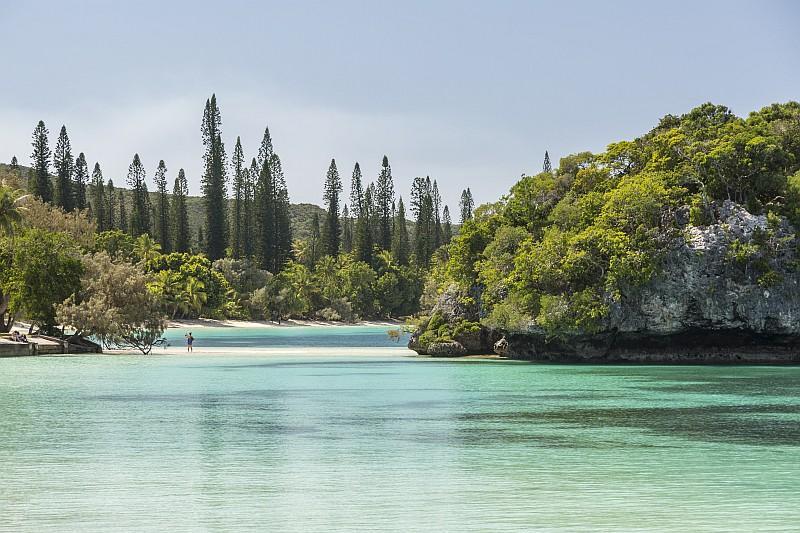 Veduta dell'Isola dei Pini (© Terres de lumière / NCTPS)
