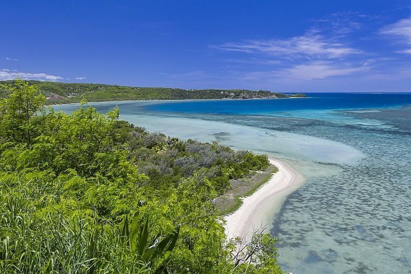Lontana da tutte le altre terre emerse e con grandi diversità di paesaggi e habitat sulle sue isole la Nuova Caledonia ha tradotto questo isolamento in un'eccezionale biodiversità. (© Terres de Lumière / NCTPS)