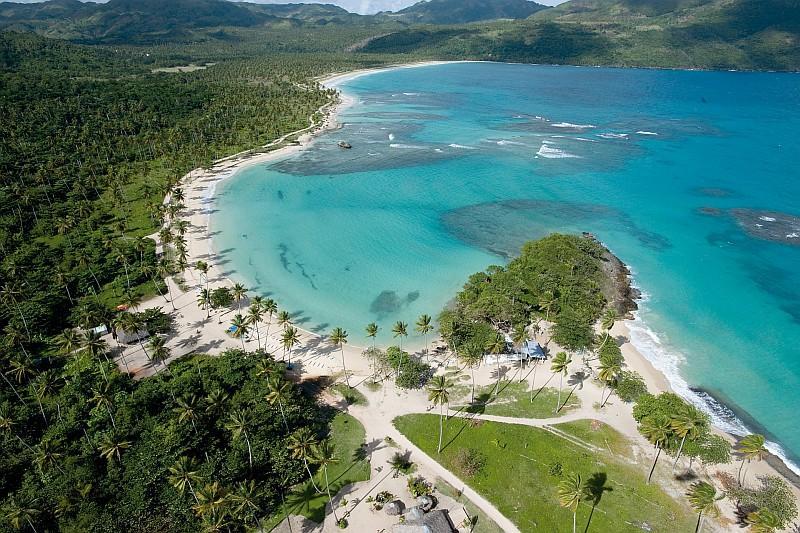Paya Rincon, splendida spiaggia di Samanà (ph Ente del Turismo della Repubblica Dominicana in Italia )