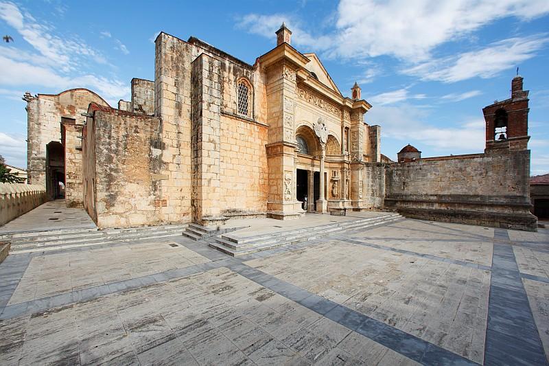 La Cattedrale di Santo Domingo (ph Ente del Turismo della Repubblica Dominicana in Italia )