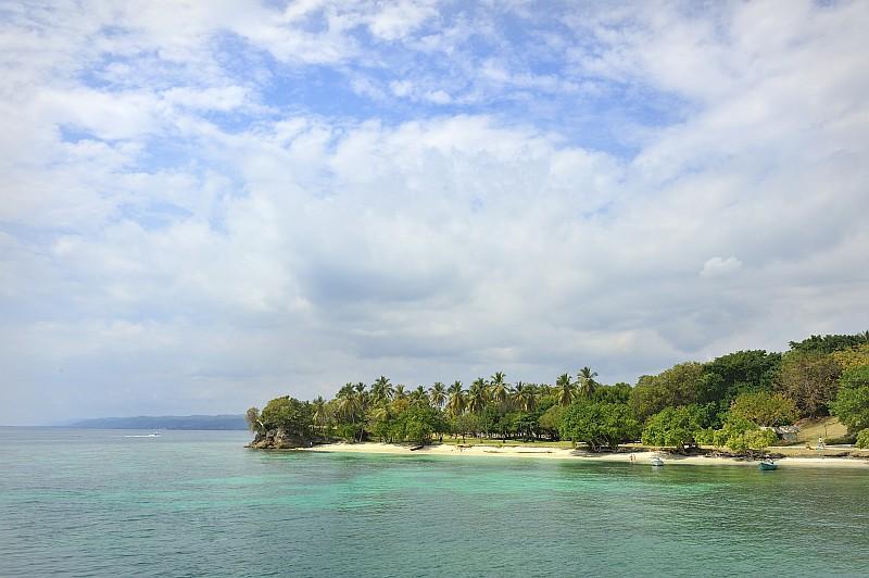 Una spiaggia (ph Ente del Turismo della Repubblica Dominicana in Italia )