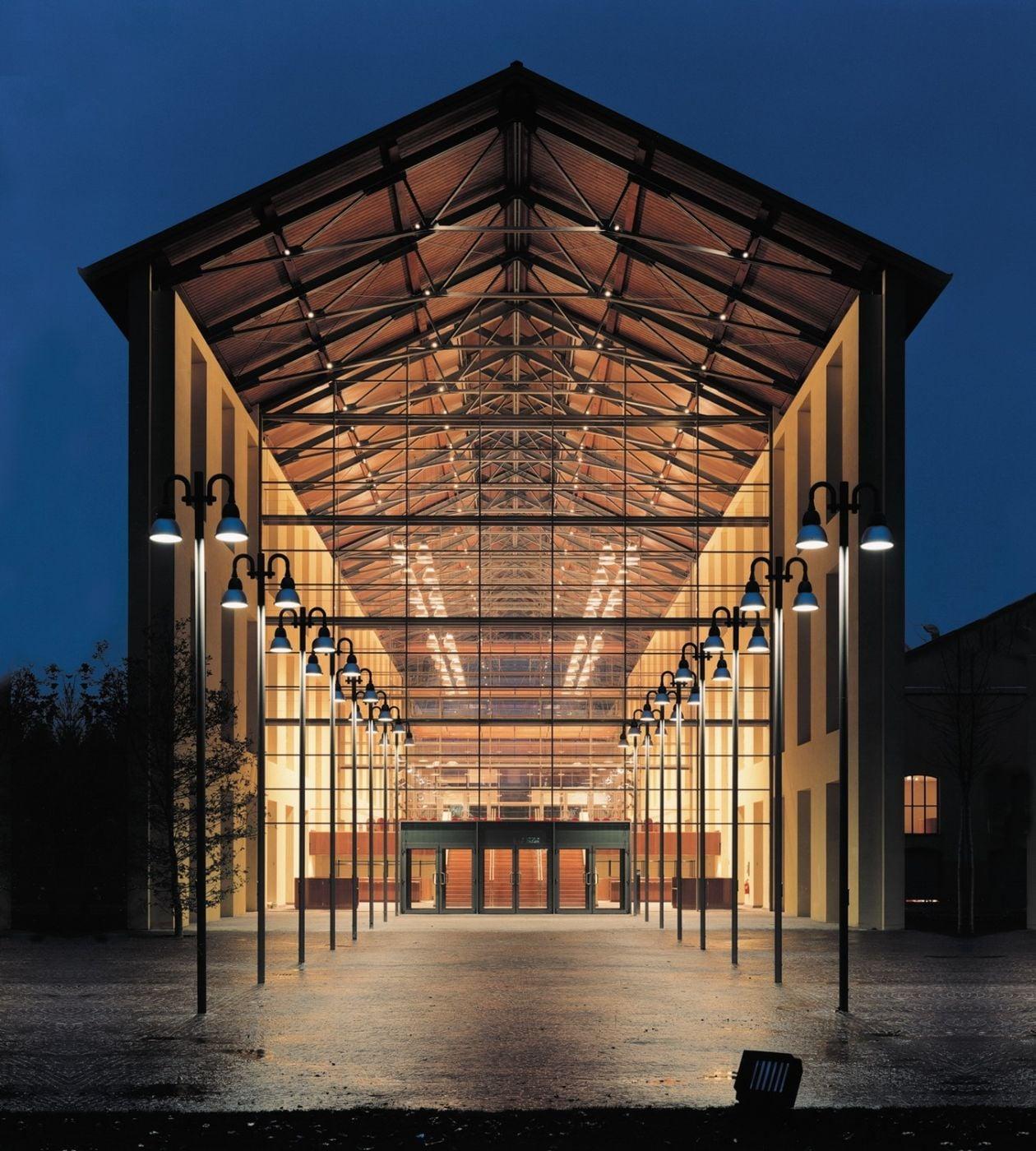 Auditorium Paganini (Basilico)