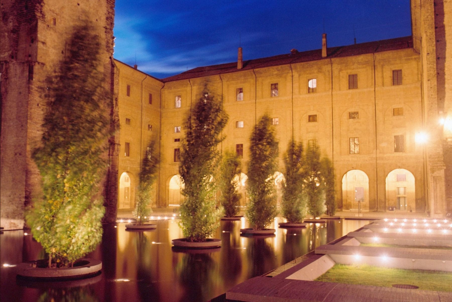 Palazzo Pilotta (Glamour)