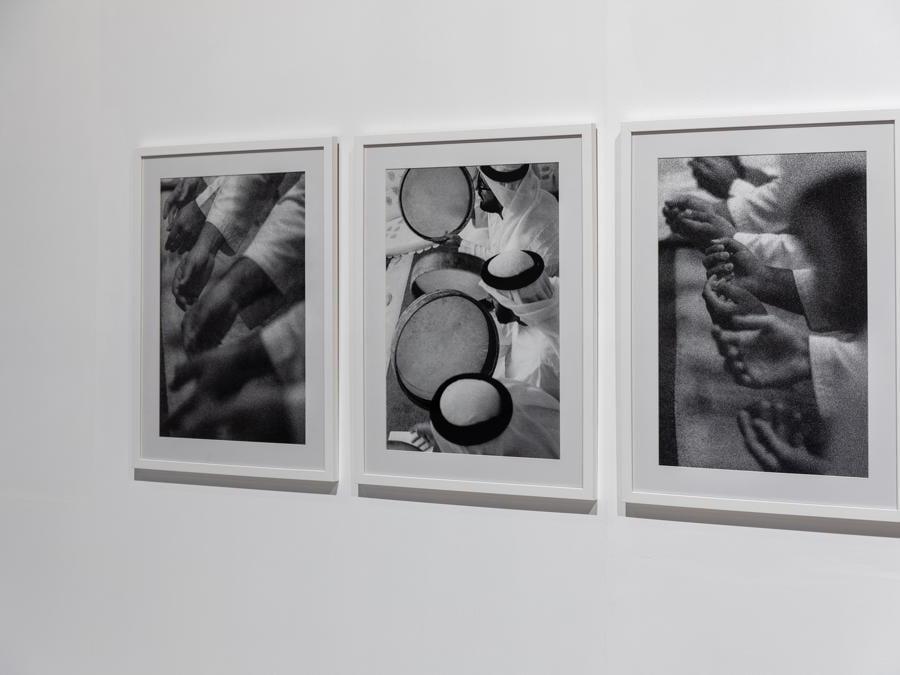Ammar Al Attar, Malid, 2019, Malid 1, 2, 3, Archival inkjet photo print, 77 x 60 cm, Courtesy Al Burda
