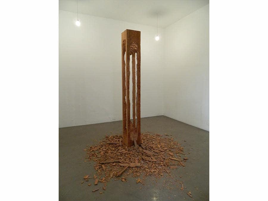 David Adamo, Untitled, 2011 (ph Giorgio Benni)