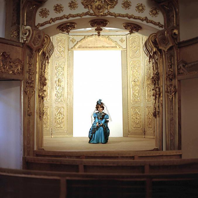 Adrian Paci, The Princess, 2003