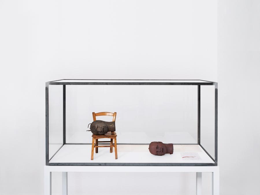 Joseph Beuys «unbetitelt», 1961-1976-1985/1986. Per gentile concessione della Galerie Thaddaeus Ropac, Londra, Parigi, Salisburgo (Joseph Beuys Estate / VG-Bildkunst, Bonn, 2020)