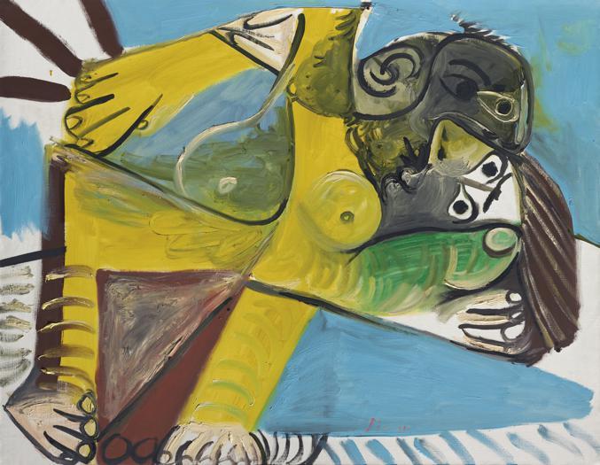 Da Christie's l'arte ritorna ai valori del 2017