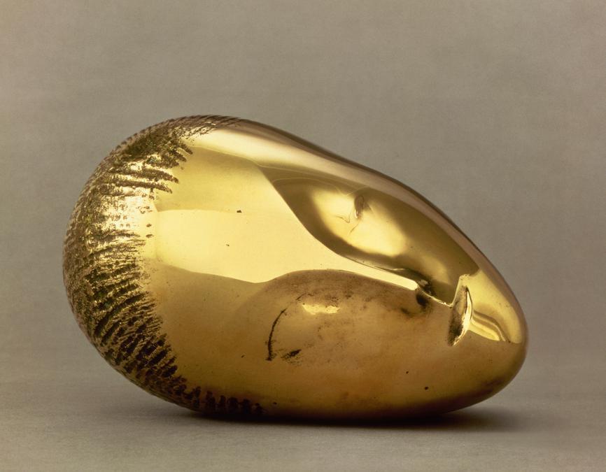 Constantin Brancusi «La muse endormie» 1910