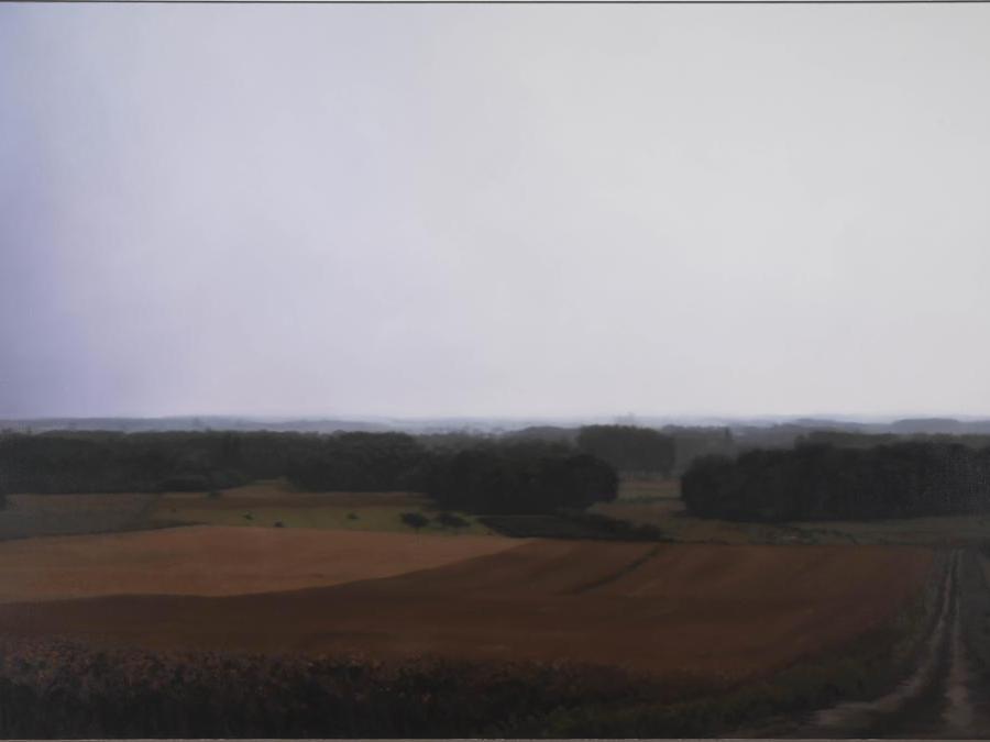 Gerhard Richter «Chinon» 1987