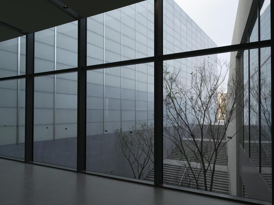 Centre Pompidou   West Bund Museum