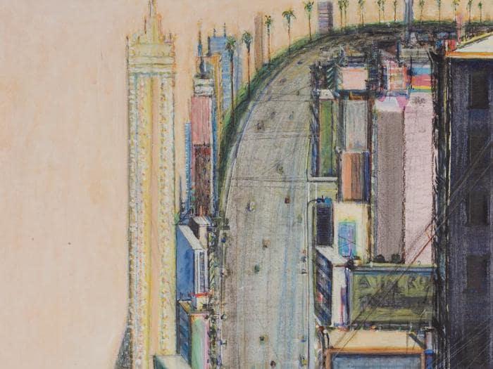 L'arte contemporanea acquistata a New York