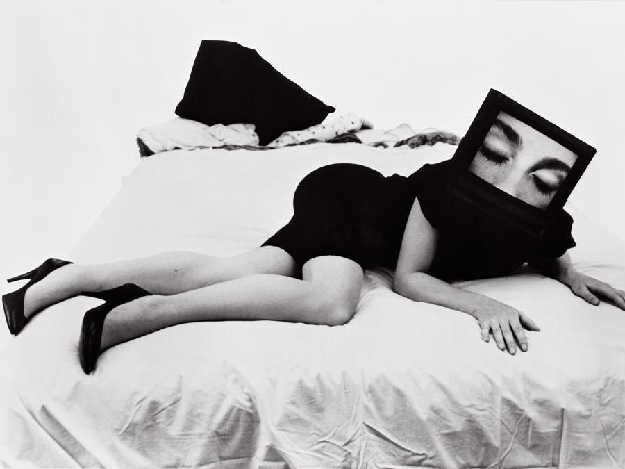Lynn Hershman Leeson «Seduction» 1986 per gentile concessione  dell'artista Altman Siegel