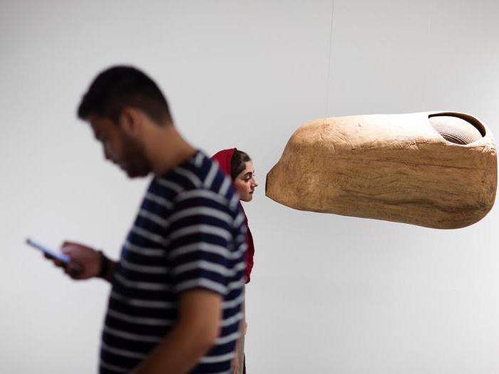 L'arte iraniana in fiera a Teheran