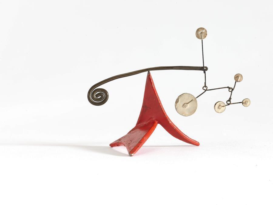 Alexander Calder, Untitled, 150-200.000 euro, Courtesy Sotheby's
