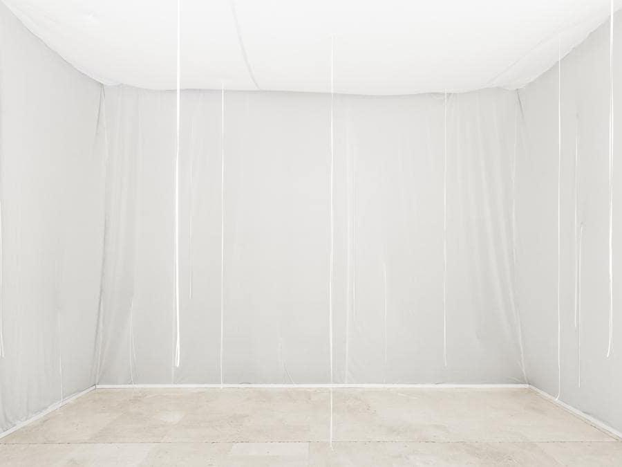 Cloti Ricciardi, veduta dell'installazione, Quadriennale d'arte 2020 FUORI, courtesy Fondazione La Quadriennale di Roma, foto DSL Studio