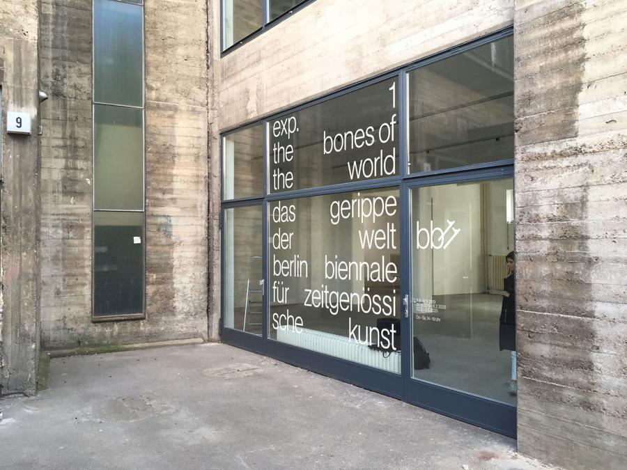 ExRotaprint Berlin, 2019, Foto: Daniela Brahm, Courtesy Berlin Biennale