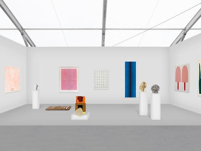 Le opere ricercate a Frieze New York