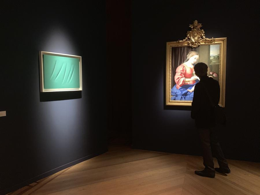 Tefaf cross-collecting