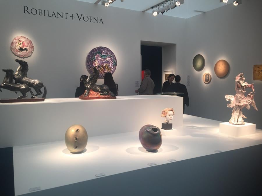 Robilant & Voena Ceramiche di Lucio Fontana