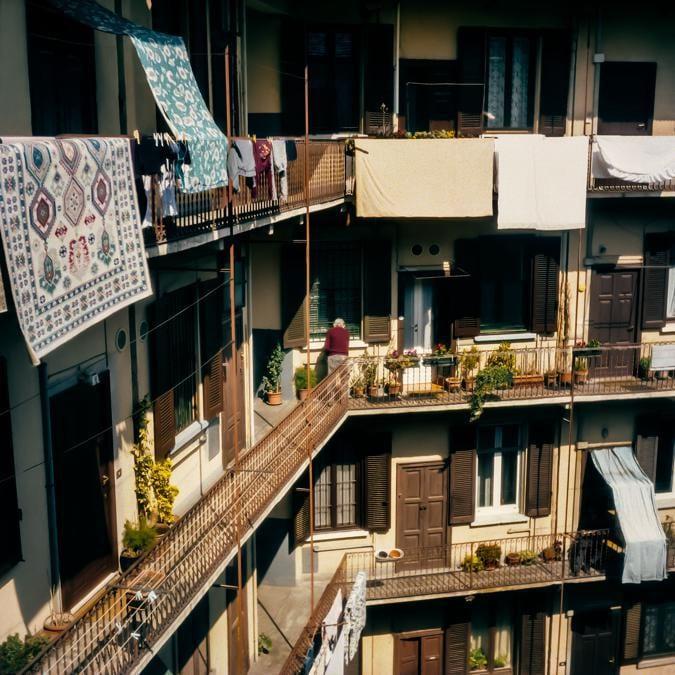 "Camilla Piana, ""Via Rubens n. 9"", 2020. Courtesy: MiBACT/DGCC, Triennale Milano, MUFOCO."