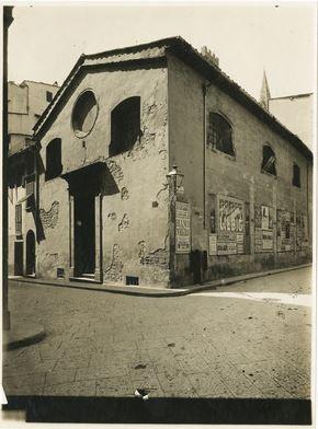 San Procolo a Firenze da recuperare