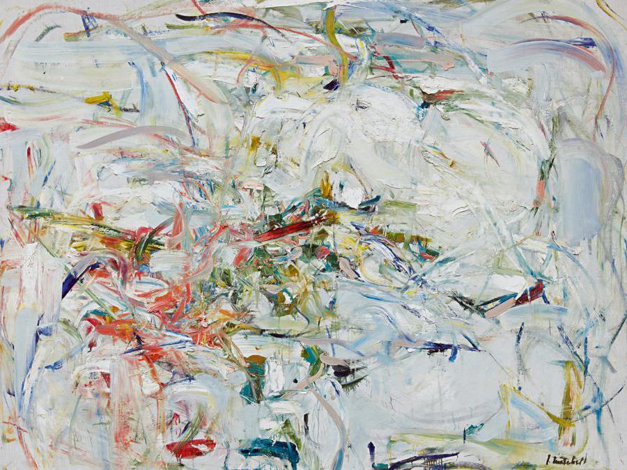 10380 Lot 3 - Joan Mitchell, Liens colorés
