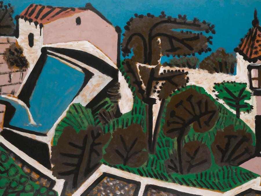 10368 Lot 1027 - Pablo Picasso, Le Reservoir