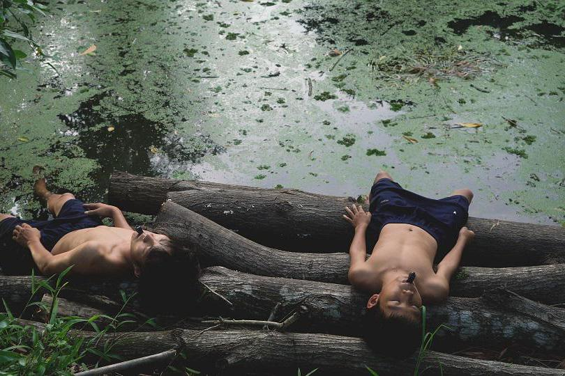Still from BECOMING ALLUVIUM, courtesy Thao Nguyen Phan.