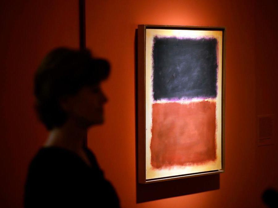 Still from Made You Look: A True Story About Fake Art, a film by Barry Avricht 24.