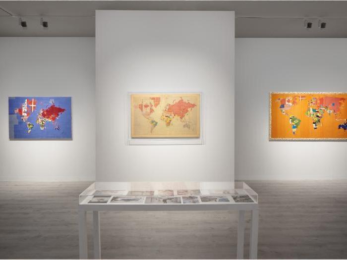 Tornabuoni Arte focus su de Chirico e Boetti