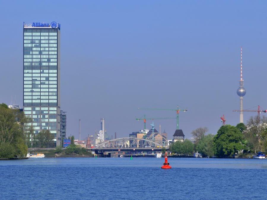 Treptower, Berlino