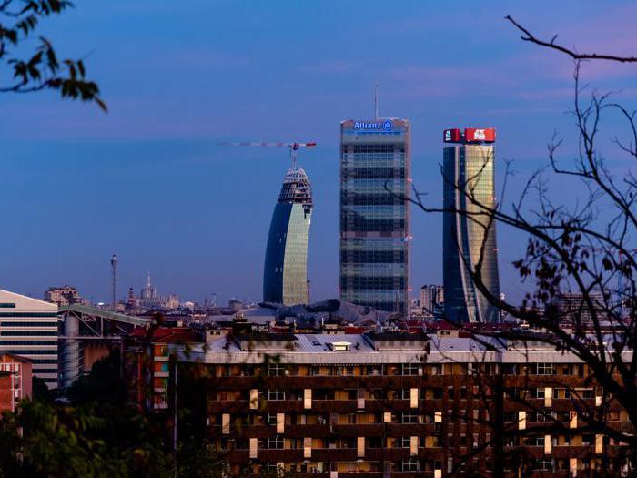 Citylife, completata la torre Pwc