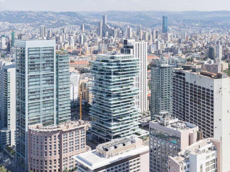 Beirut, Terraces Herzog de Meuron (Credit Iwan Baan)