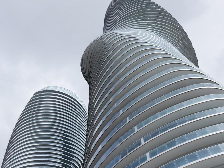 Absolute towers di Toronto MAD Architects by Iwan Baan