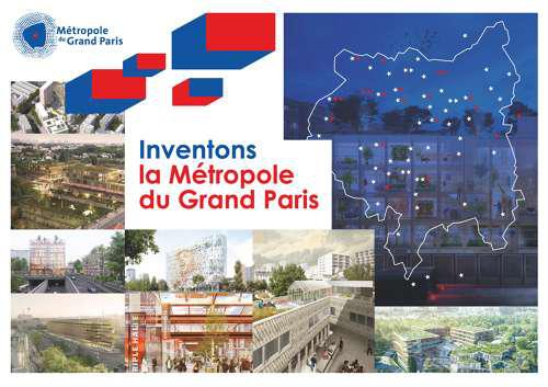 Futuri grandi progetti.  Inventing the Greater Paris Metropolis, The Greater Paris Metropolis, France