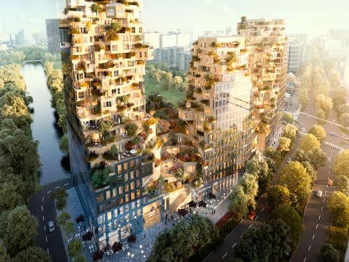 Progetti futuri.   Valley, Amsterdam, The Netherlands