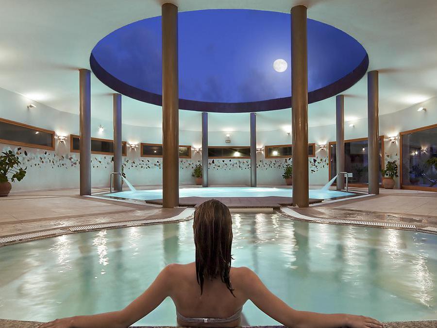 Hotel Marinedda, thalasso, piscine interne