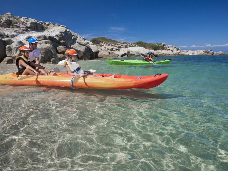 Resort Valle dell'Erica,canoe