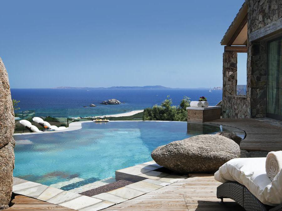Resort Valle dell'Erica, President Razzoli, piscina