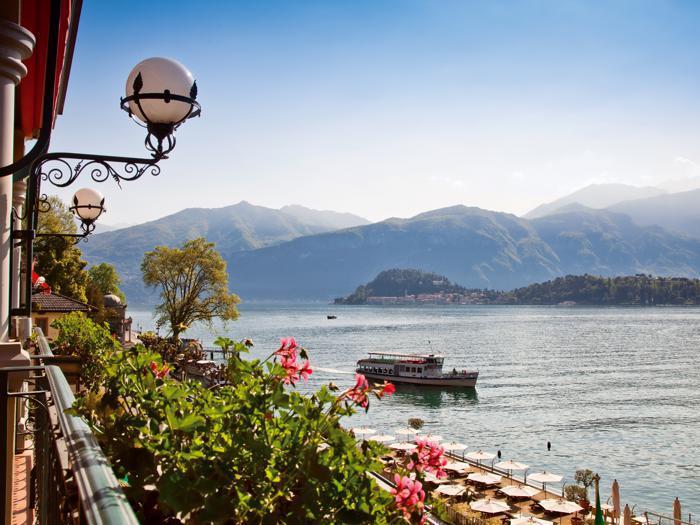 Il Grand hotel Tremezzo inaugura la stagione a fine giugno