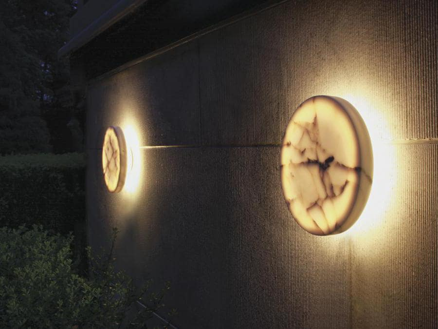 Illuminazione Outdoor Questione Di Atmosfera Il Sole 24 Ore