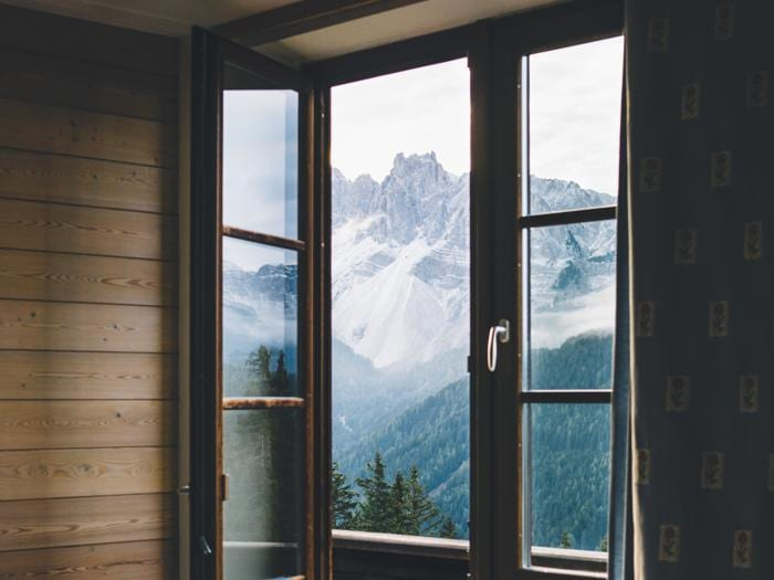 In Alto Adige una antica casa di cura diventa resort di lusso