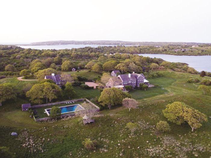 In vendita la villa da sogno dei Kennedy a Martha's Vineyard