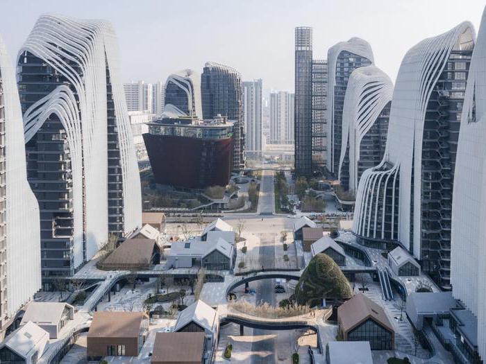 L'architettura nel 2020