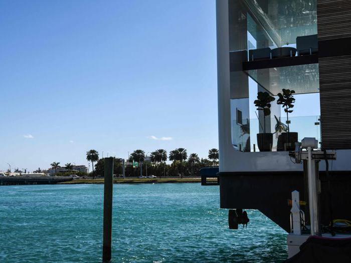 La casa galleggiante del futuro